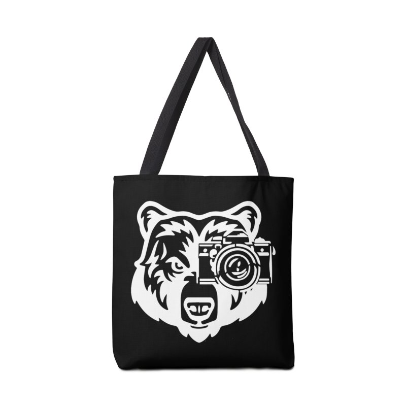 Big Bear Accessories Bag by jpaullphoto's Artist Shop