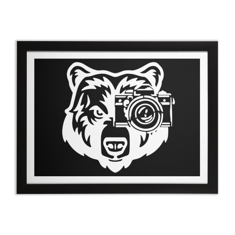Big Bear Home Framed Fine Art Print by jpaullphoto's Artist Shop