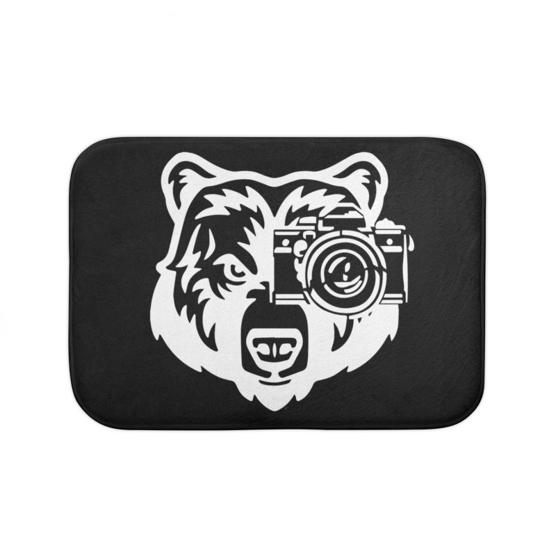 Big Bear Home Bath Mat by jpaullphoto's Artist Shop
