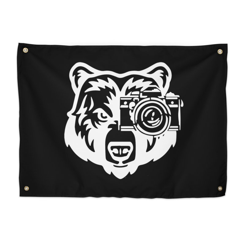 Big Bear Home Tapestry by jpaullphoto's Artist Shop