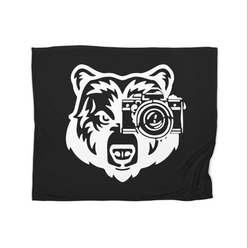 Big Bear Home Blanket by jpaullphoto's Artist Shop