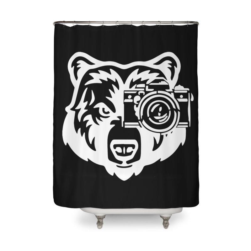 Big Bear Home Shower Curtain by jpaullphoto's Artist Shop