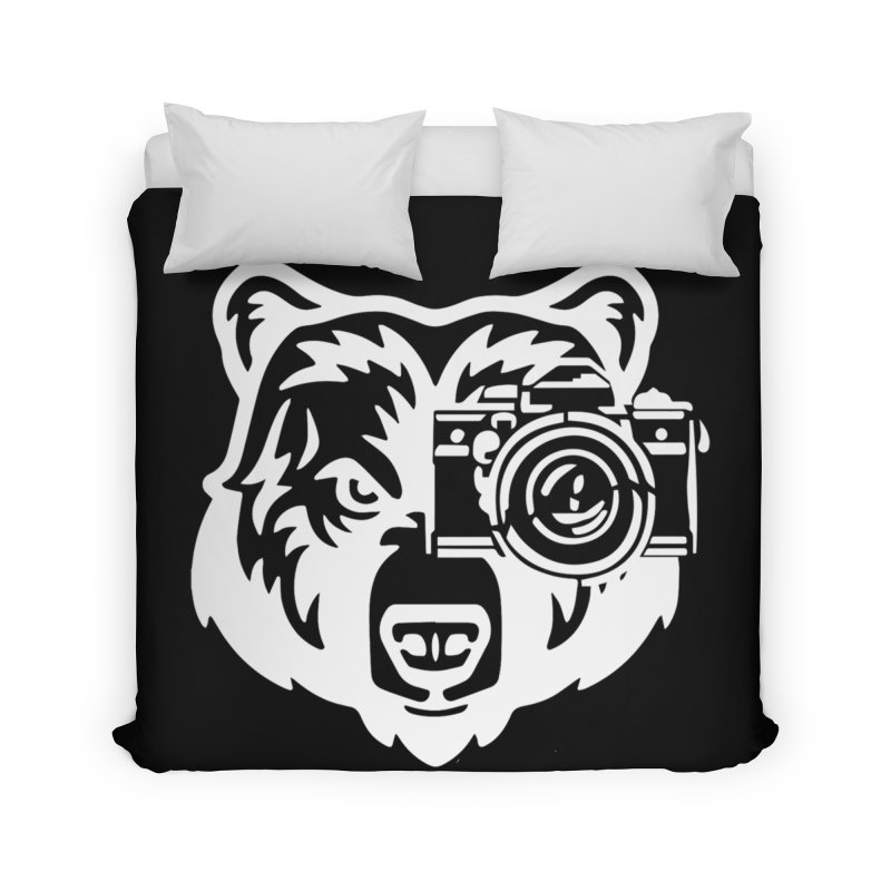 Big Bear Home Duvet by jpaullphoto's Artist Shop