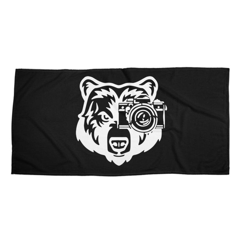 Big Bear Accessories Beach Towel by jpaullphoto's Artist Shop