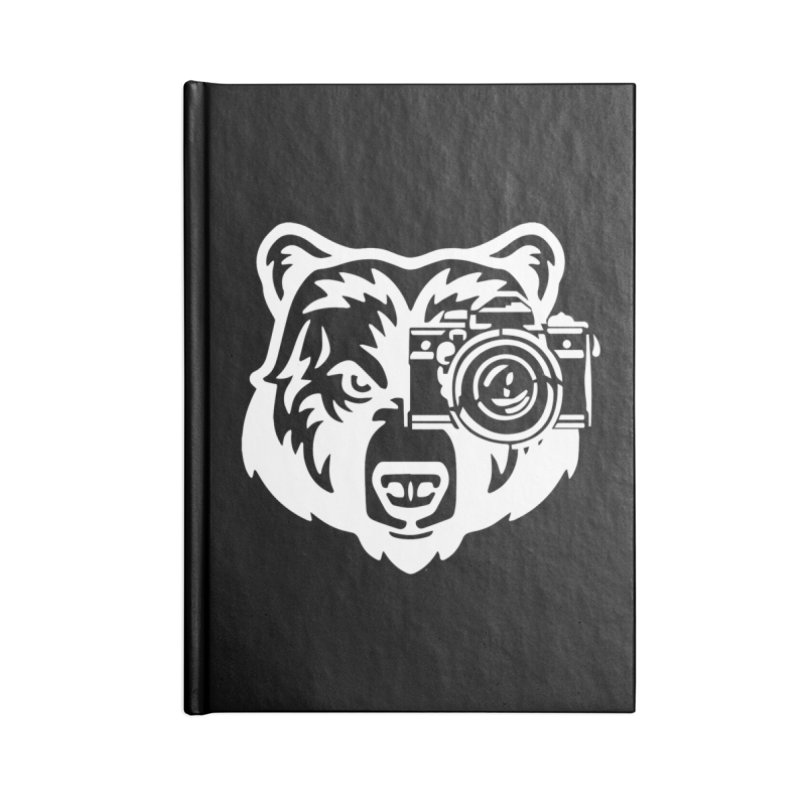 Big Bear Accessories Blank Journal Notebook by jpaullphoto's Artist Shop
