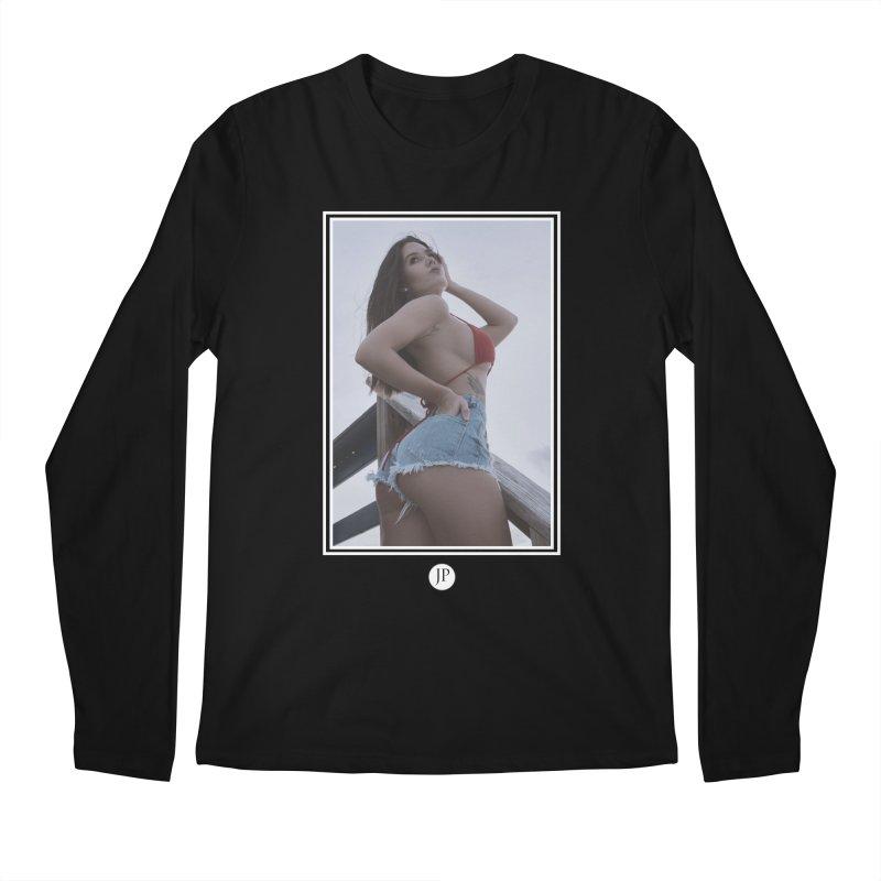 Lindzay Lee Men's Longsleeve T-Shirt by jpaullphoto's Artist Shop