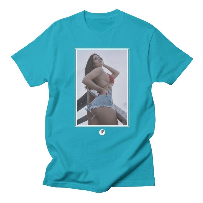 Lindzay Lee Men's Regular T-Shirt by jpaullphoto's Artist Shop