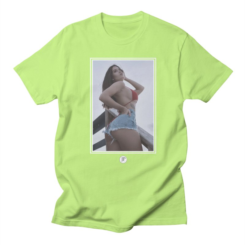 Lindzay Lee Men's T-Shirt by jpaullphoto's Artist Shop