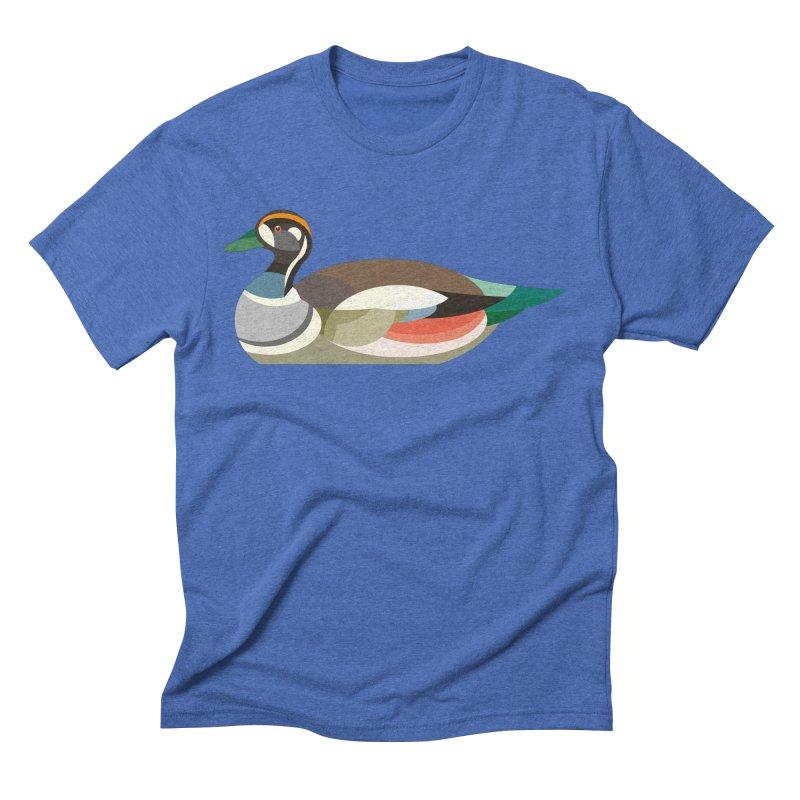 Duck life Men's Triblend T-shirt by jportch's Artist Shop