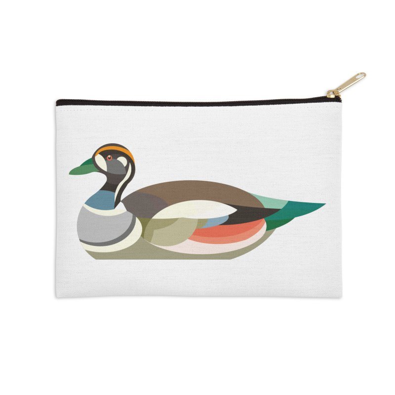 Duck life Accessories Zip Pouch by jportch's Artist Shop