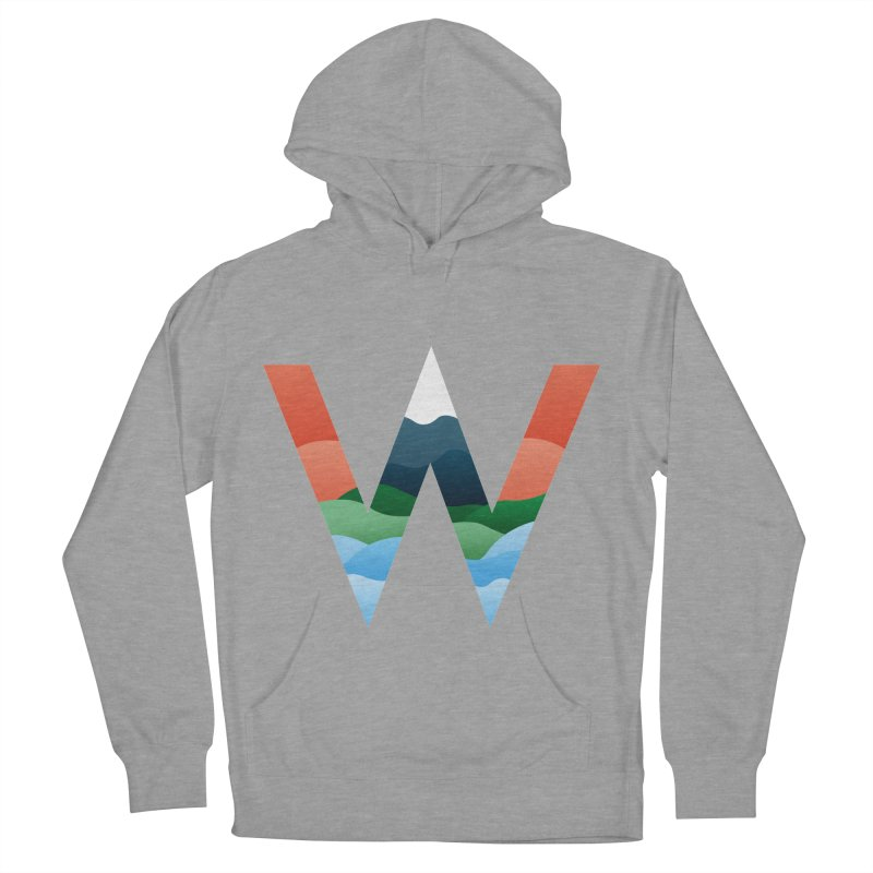 Whistler Men's Pullover Hoody by jportch's Artist Shop