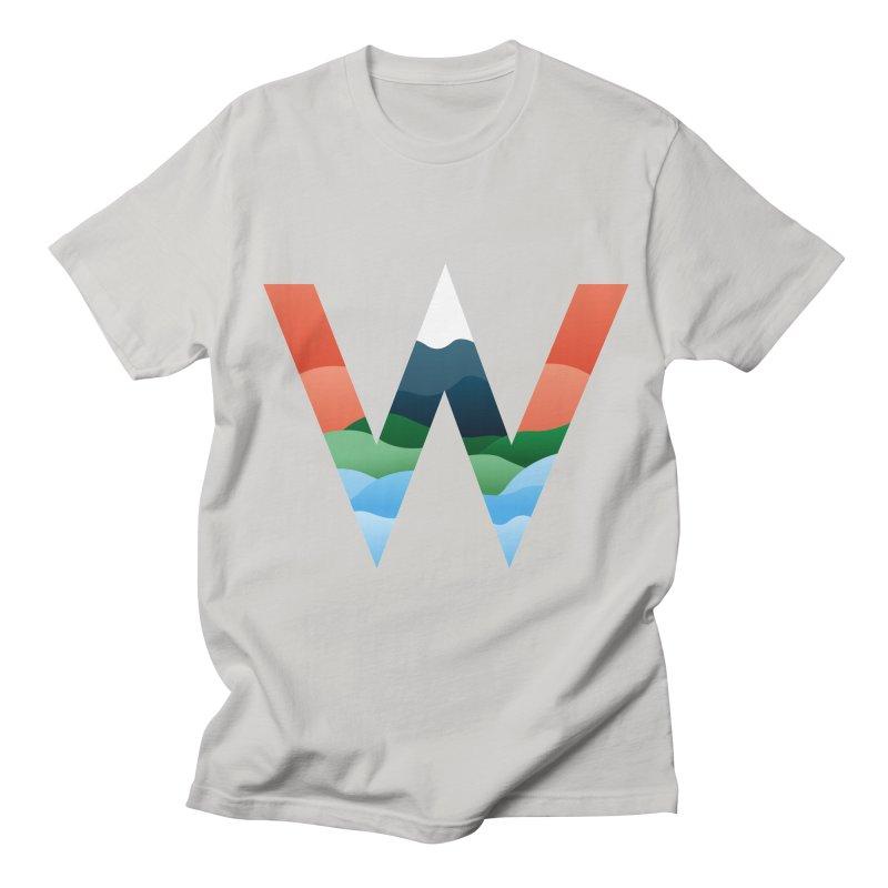 Whistler Men's T-Shirt by jportch's Artist Shop