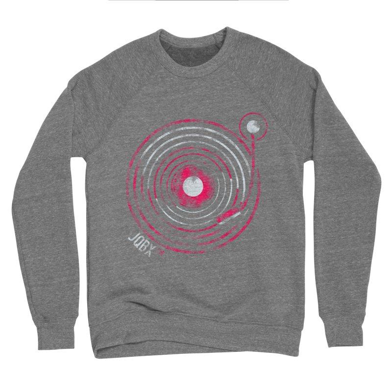 JQBX record logo Men's Sweatshirt by JQBX Store - Listen Together