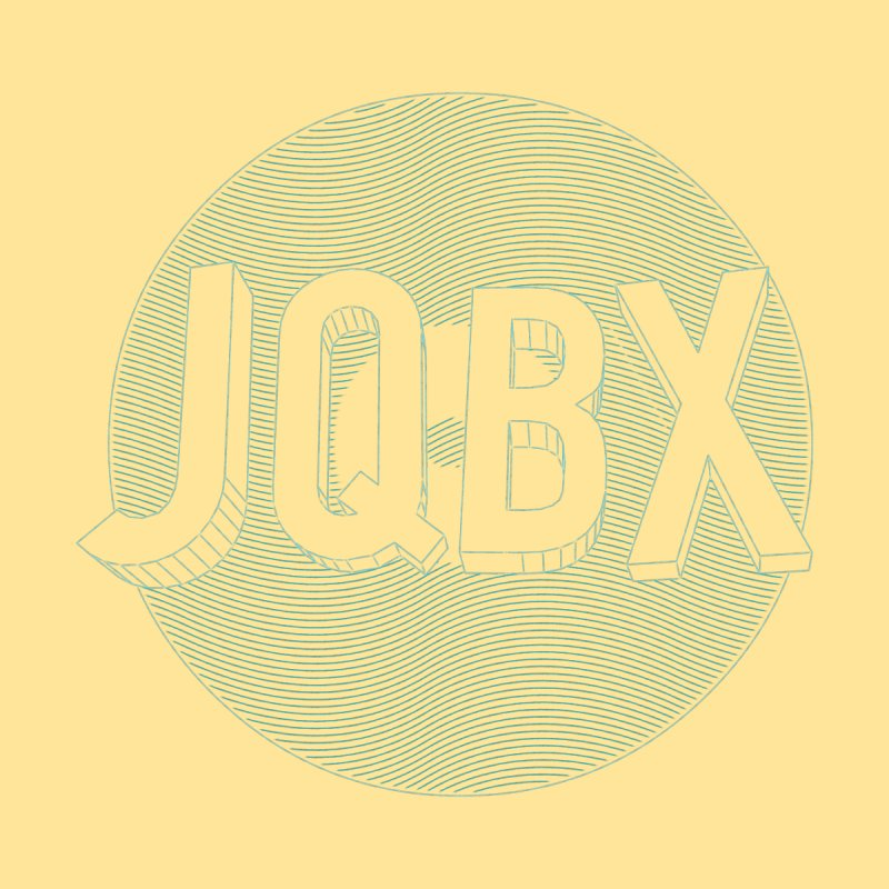 JQBX traced Accessories Skateboard by JQBX Store - Listen Together