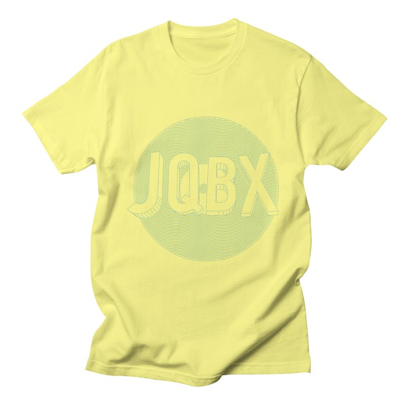 JQBX traced Men's T-Shirt by JQBX Store - Listen Together