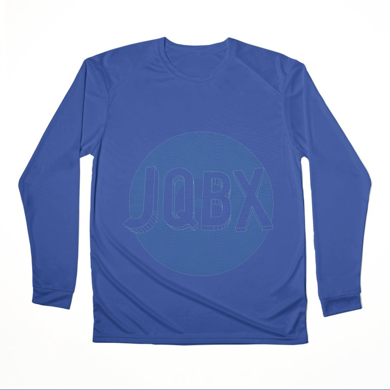 JQBX traced Men's Performance Longsleeve T-Shirt by JQBX Store - Listen Together
