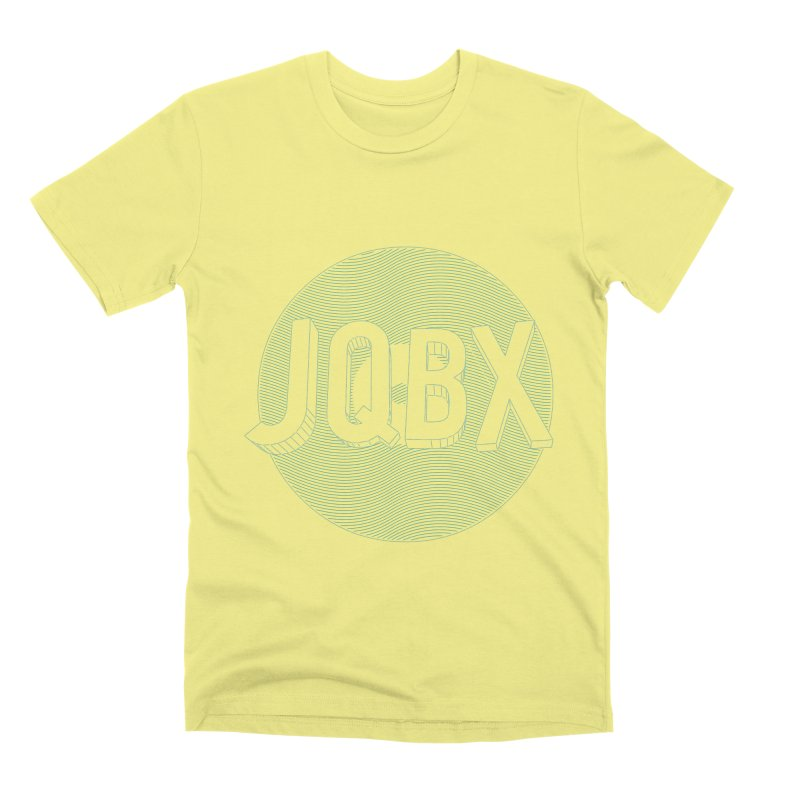 JQBX traced Men's Premium T-Shirt by JQBX Store - Listen Together