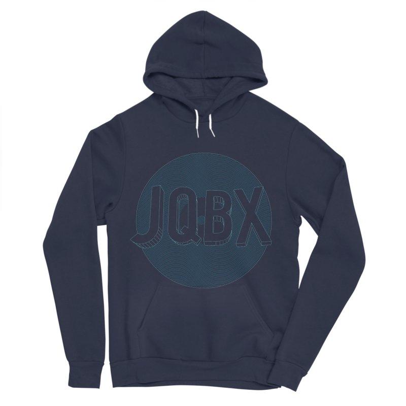 JQBX traced Women's Sponge Fleece Pullover Hoody by JQBX Store - Listen Together