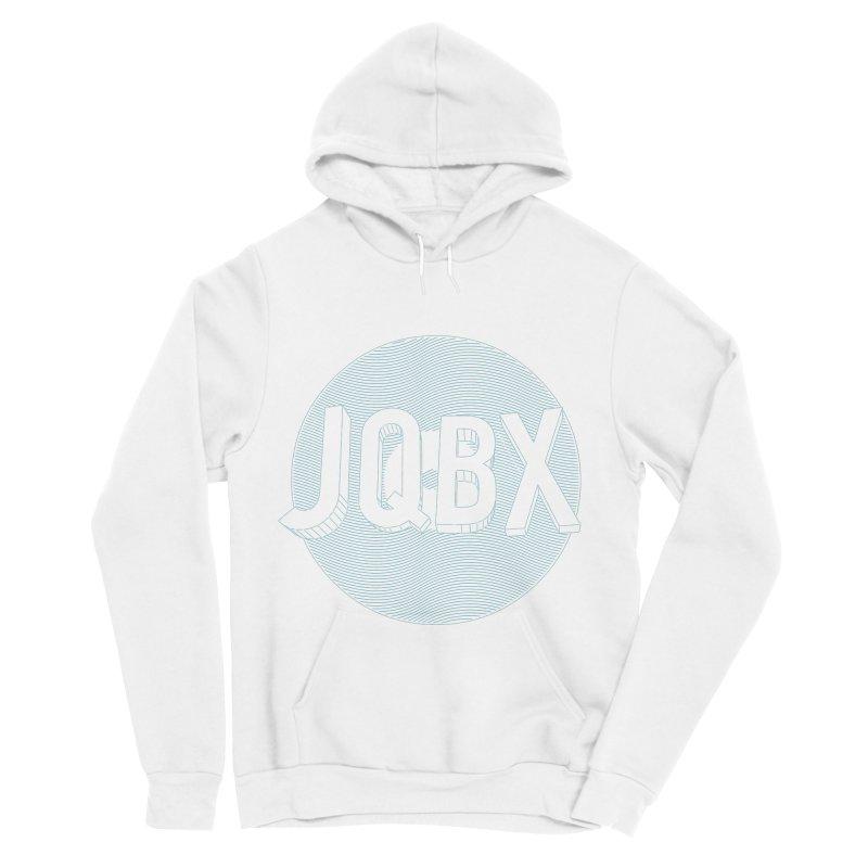 JQBX traced Men's Sponge Fleece Pullover Hoody by JQBX Store - Listen Together