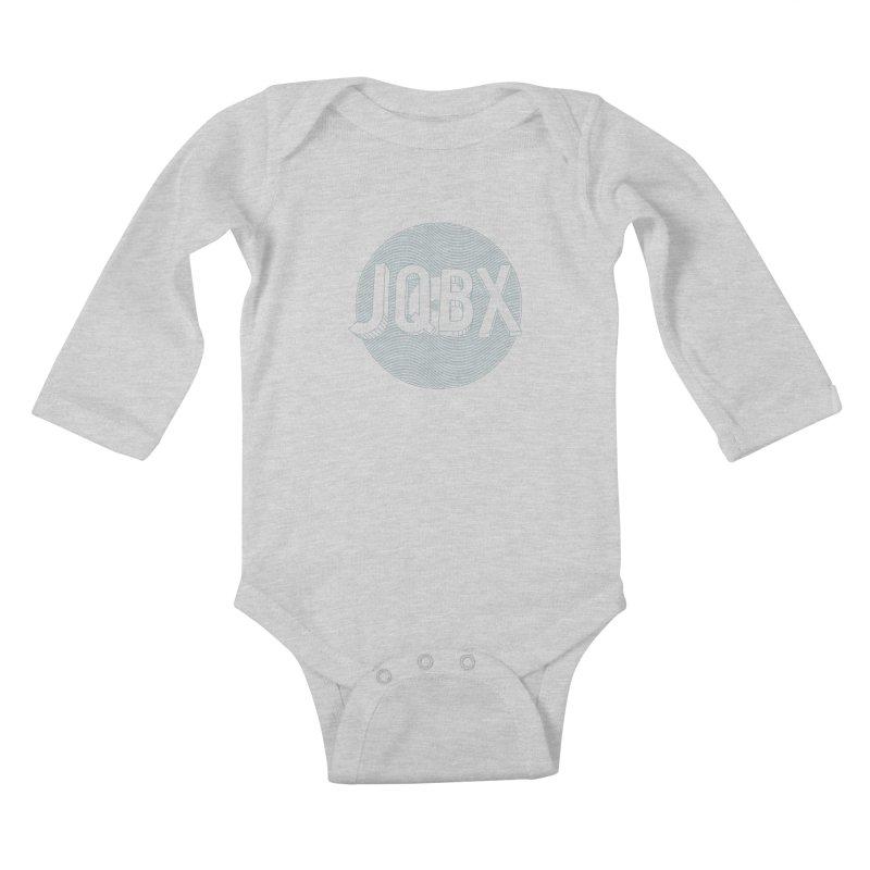 JQBX traced Kids Baby Longsleeve Bodysuit by JQBX Store - Listen Together