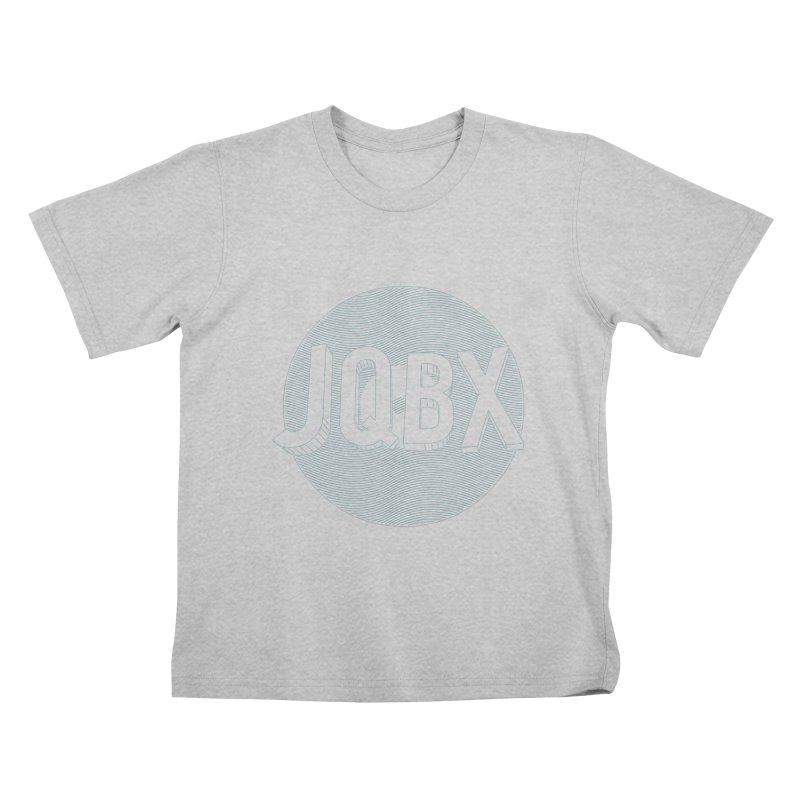 JQBX traced Kids T-Shirt by JQBX Store - Listen Together