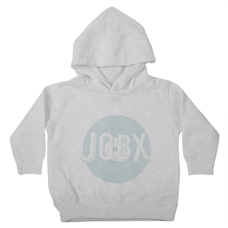 JQBX traced Kids Toddler Pullover Hoody by JQBX Store - Listen Together