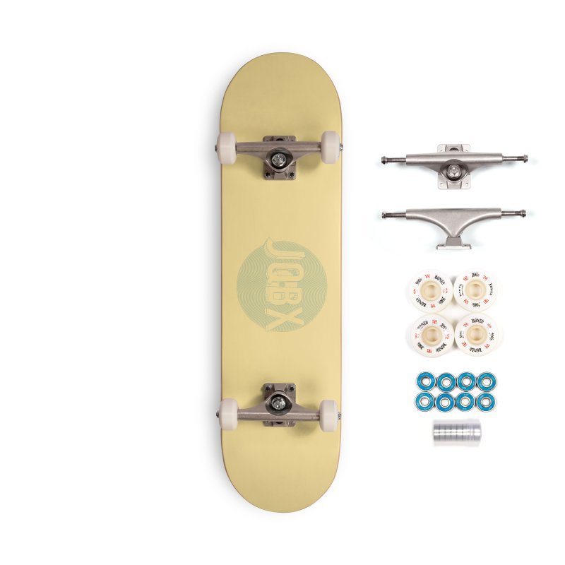 JQBX traced Accessories Complete - Premium Skateboard by JQBX Store - Listen Together