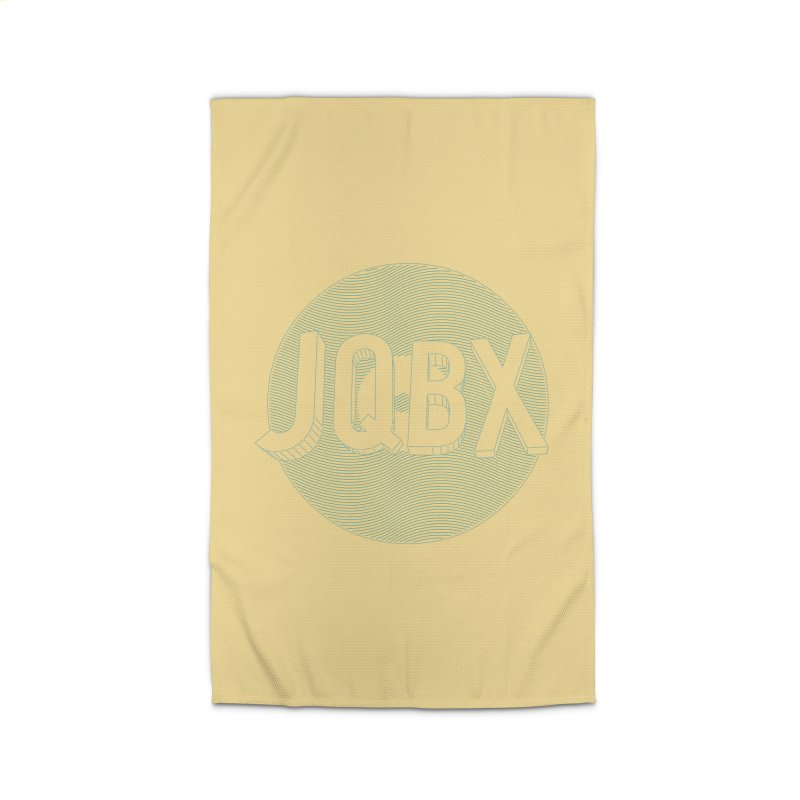 JQBX traced Home Rug by JQBX Store - Listen Together