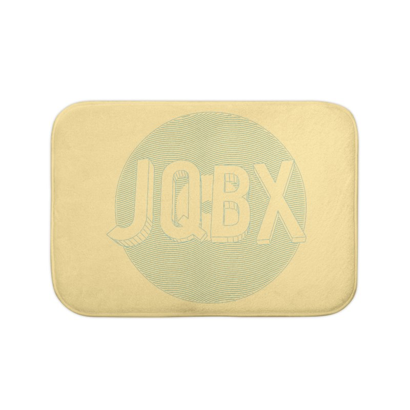 JQBX traced Home Bath Mat by JQBX Store - Listen Together