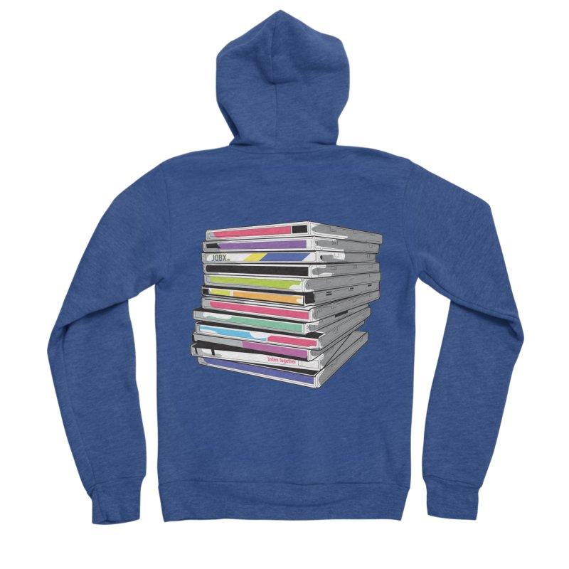 Cd Collection JQBX Women's Sponge Fleece Zip-Up Hoody by JQBX Store - Listen Together