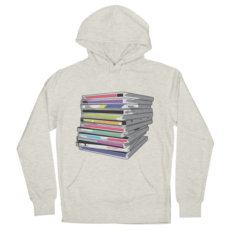 Cd Collection JQBX Women's French Terry Pullover Hoody by JQBX Store - Listen Together
