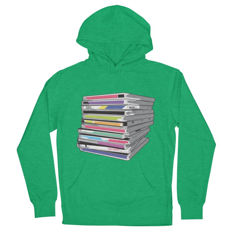Cd Collection JQBX Men's French Terry Pullover Hoody by JQBX Store - Listen Together