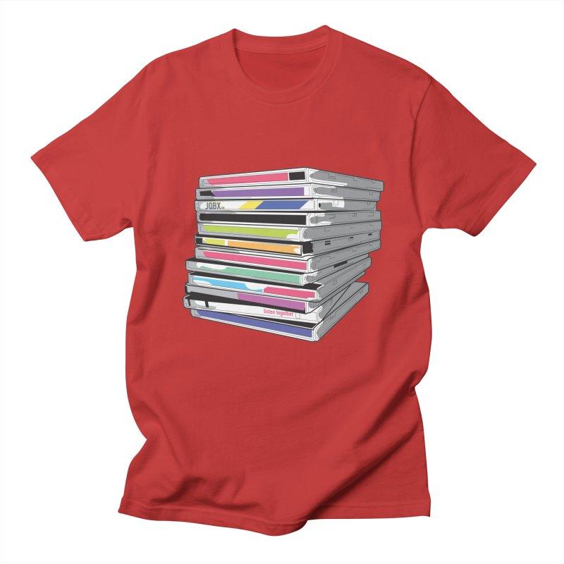 Cd Collection JQBX Women's Regular Unisex T-Shirt by JQBX Store - Listen Together