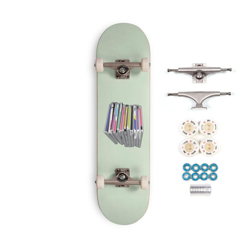 Cd Collection JQBX Accessories Complete - Premium Skateboard by JQBX Store - Listen Together