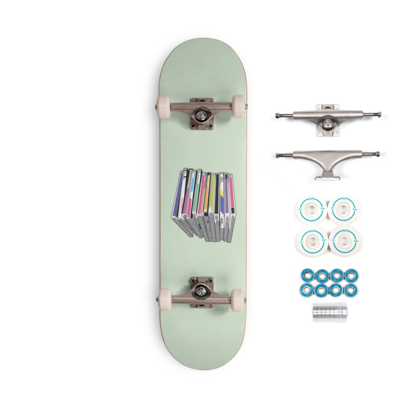 Cd Collection JQBX Accessories Complete - Basic Skateboard by JQBX Store - Listen Together