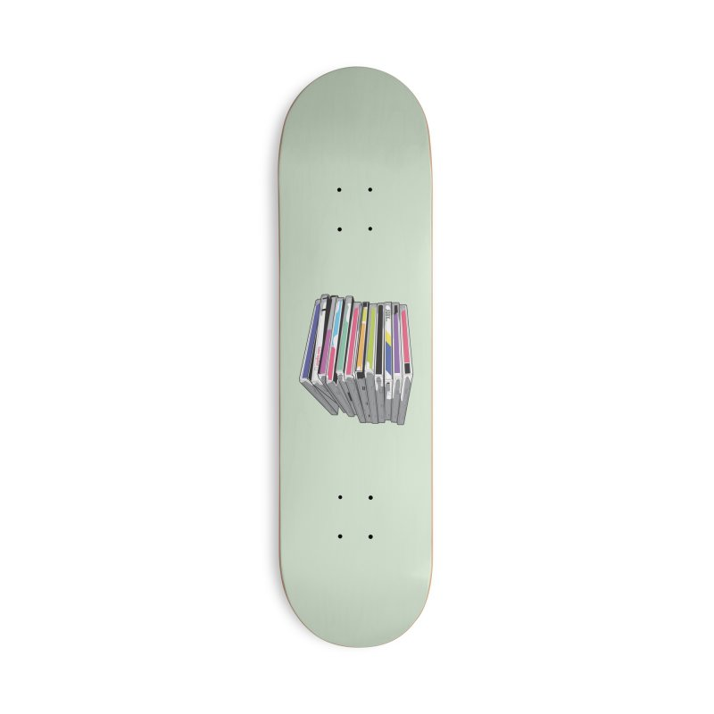 Cd Collection JQBX Accessories Skateboard by JQBX Store - Listen Together