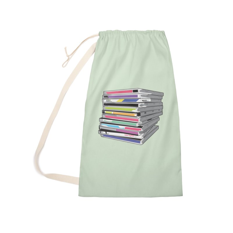 Cd Collection JQBX Accessories Bag by JQBX Store - Listen Together