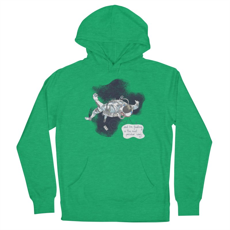 Dark Peculiar Oddity Women's Pullover Hoody by JQBX Store - Listen Together