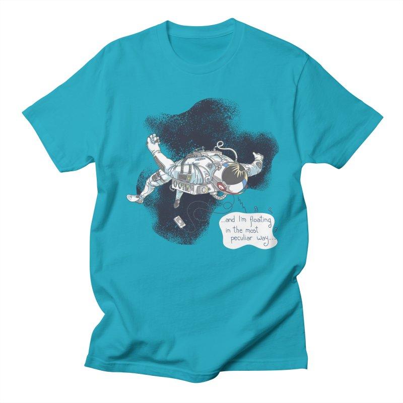 Dark Peculiar Oddity Women's Regular Unisex T-Shirt by JQBX Store - Listen Together