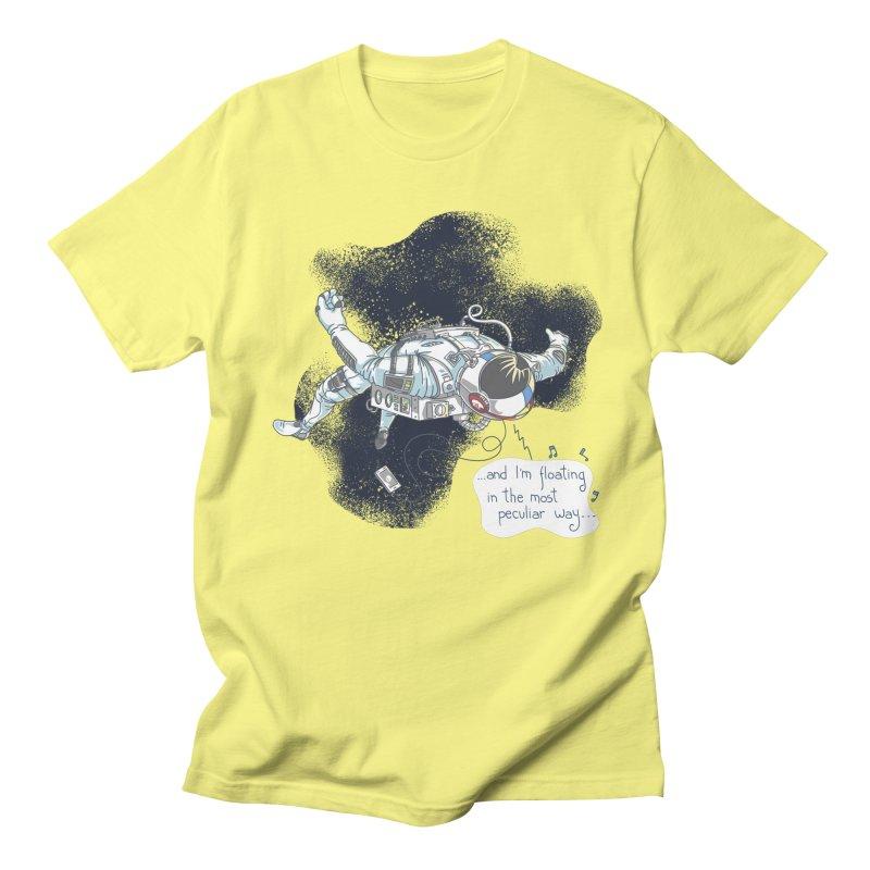 Dark Peculiar Oddity Men's T-Shirt by JQBX Store - Listen Together