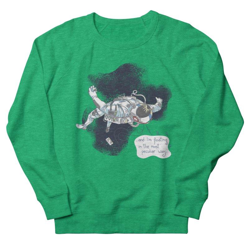 Dark Peculiar Oddity Women's Sweatshirt by JQBX Store - Listen Together