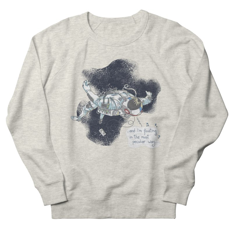 Dark Peculiar Oddity Men's Sweatshirt by JQBX Store - Listen Together