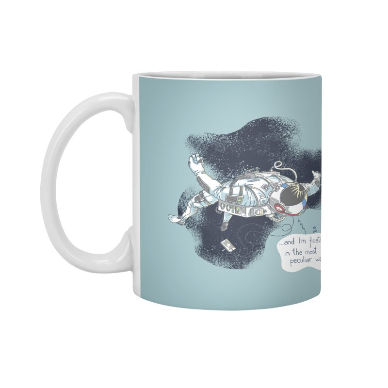 Dark Peculiar Oddity Accessories Mug by JQBX Store - Listen Together