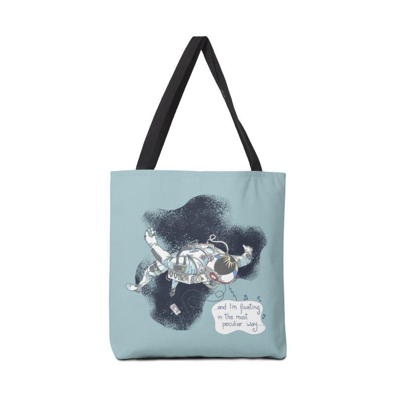 Dark Peculiar Oddity Accessories Bag by JQBX Store - Listen Together