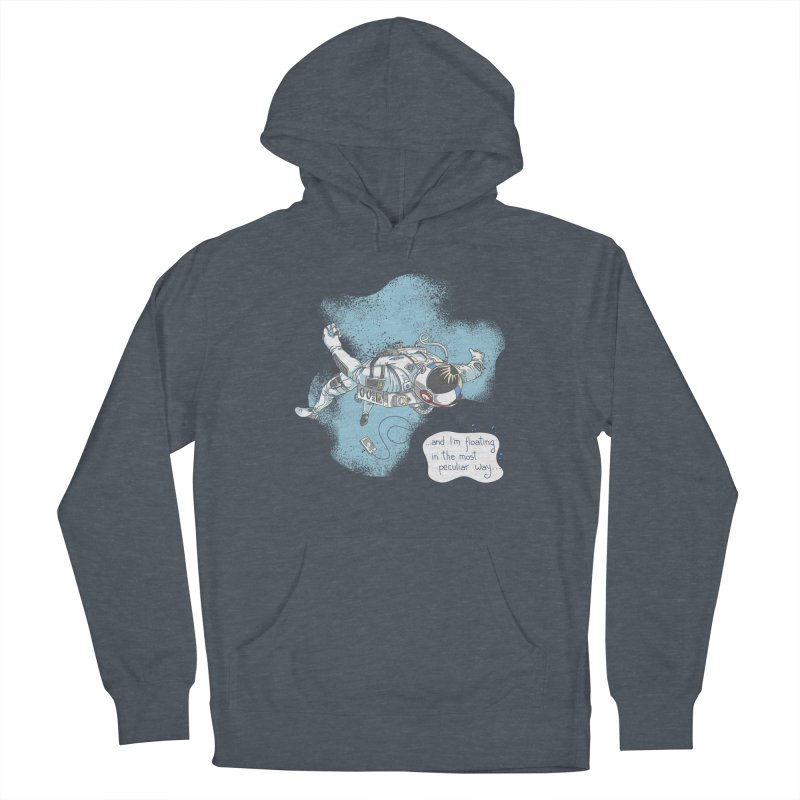 Bright Peculiar Oddity Men's Pullover Hoody by JQBX Store - Listen Together
