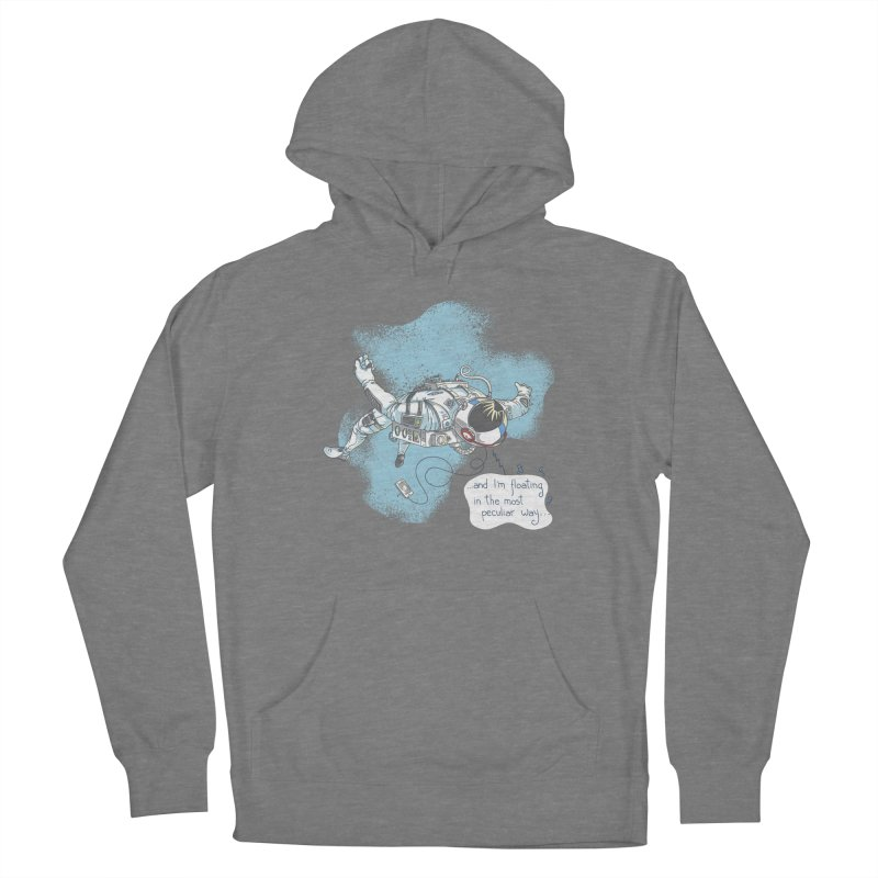 Bright Peculiar Oddity Women's Pullover Hoody by JQBX Store - Listen Together