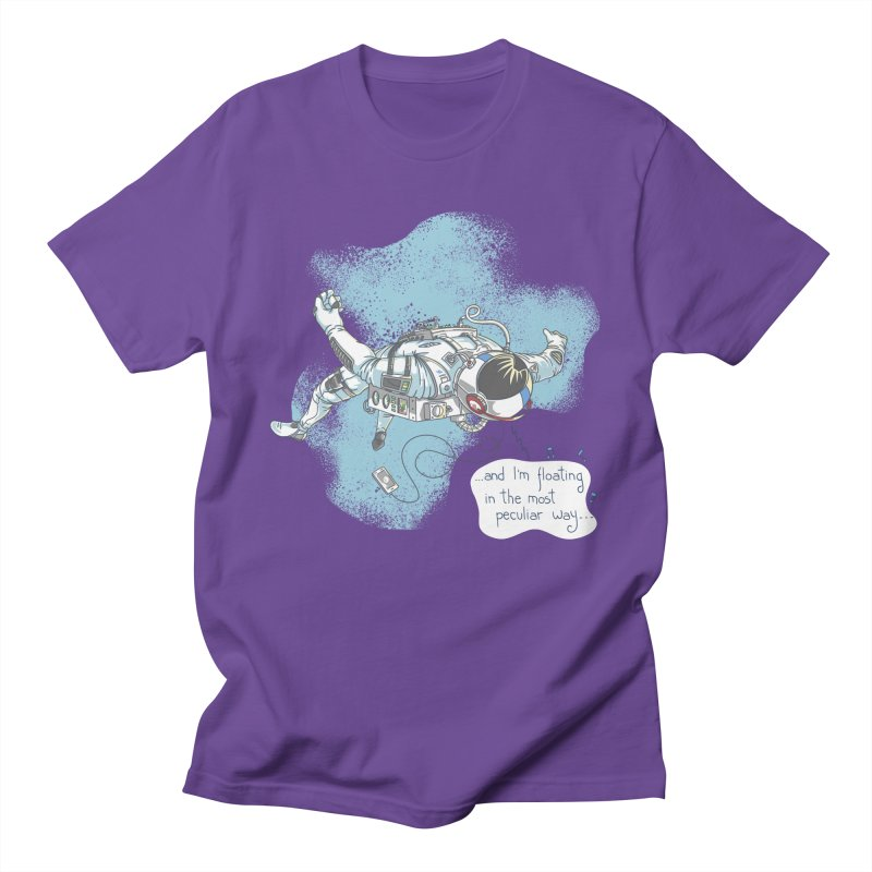 Bright Peculiar Oddity Men's T-Shirt by JQBX Store - Listen Together