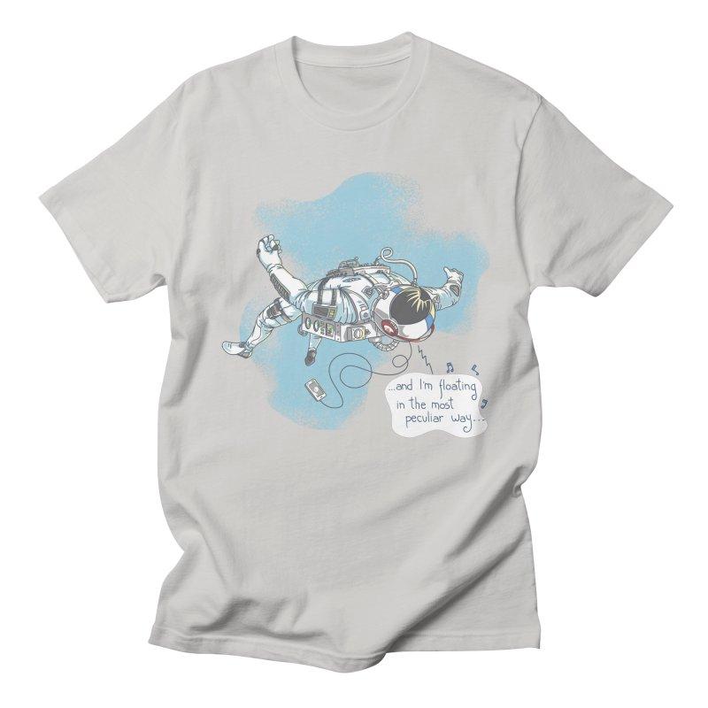 Bright Peculiar Oddity Women's Regular Unisex T-Shirt by JQBX Store - Listen Together