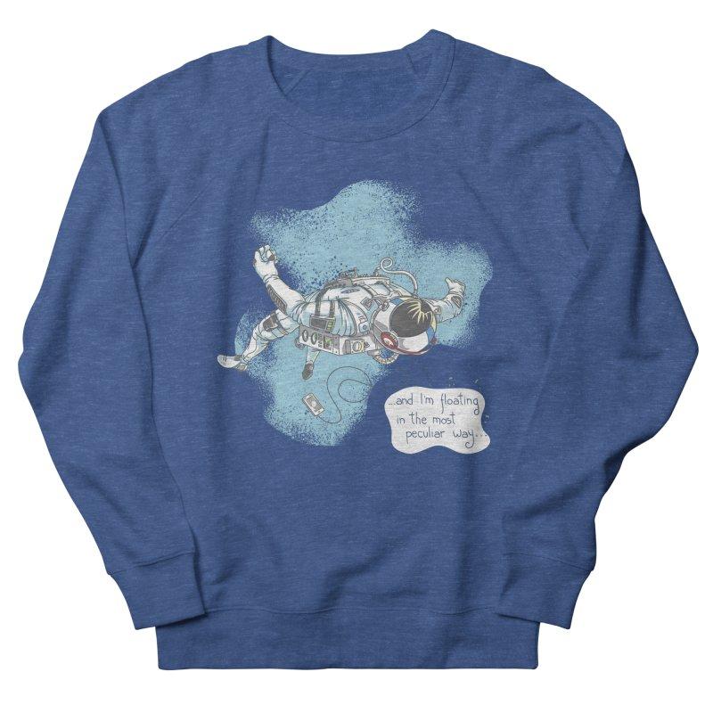 Bright Peculiar Oddity Men's Sweatshirt by JQBX Store - Listen Together