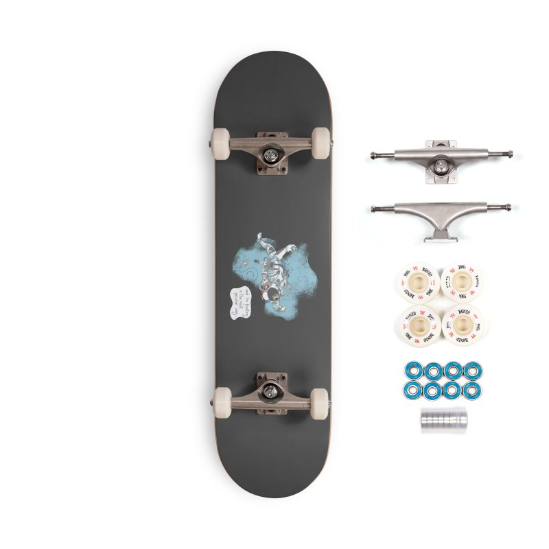 Bright Peculiar Oddity Accessories Complete - Premium Skateboard by JQBX Store - Listen Together